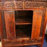 buffet chinois deux portes quatre tiroirs puces d 39 oc. Black Bedroom Furniture Sets. Home Design Ideas