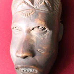 Art Premier Masque Baoulé