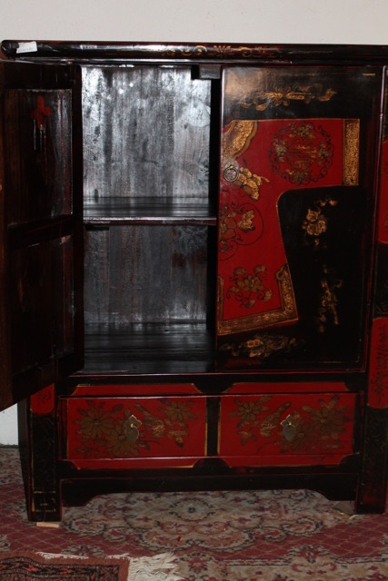 Buffets chinois d cors kimono puces d 39 oc for Meubles chinois toulouse