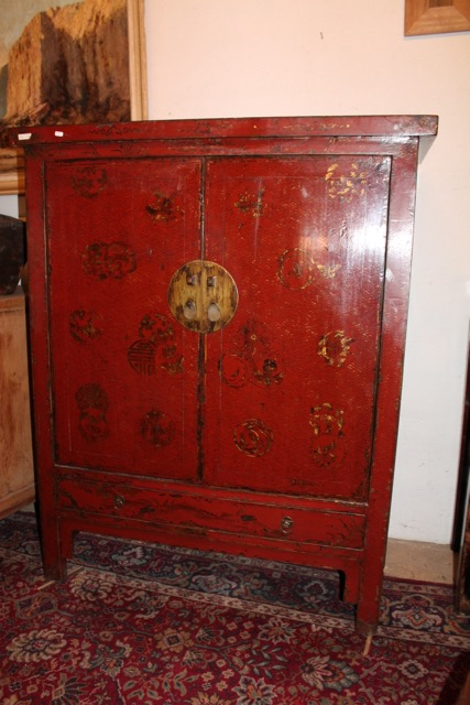 Buffet haut chinois shanxi puces d 39 oc for Buffet meuble chinois