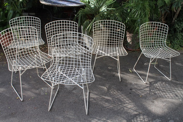 Img With Chaise Bertoia Occasion