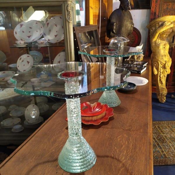 """table """"fleur"""" de jean daniel SALVAT"""