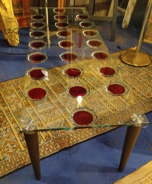 table basse de jean-daniel SALVAT