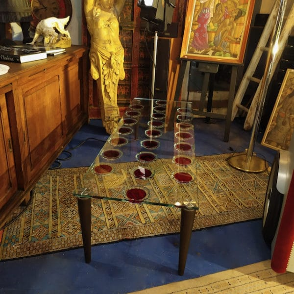 Jean-Daniel SALVAT grande table basse