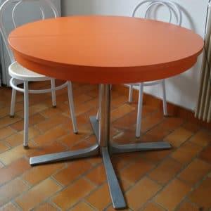 table formica vintage 70
