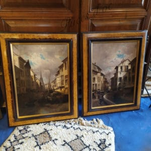 tableaux ecole holandaise