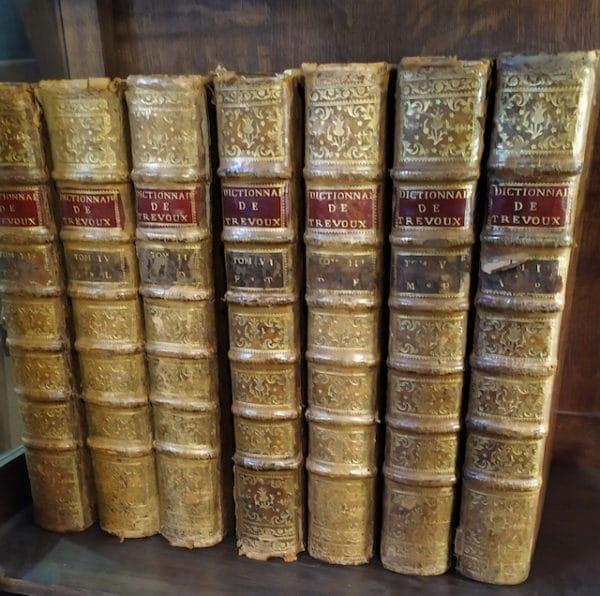 dictionnaire de trevoux
