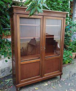 vitrine bibliotheque