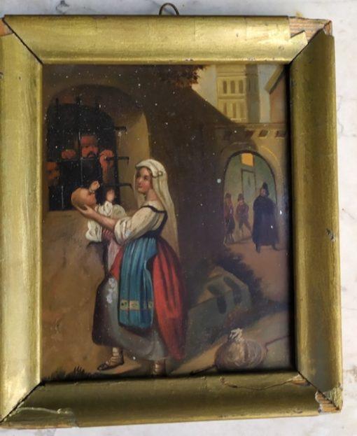 tableau ancien