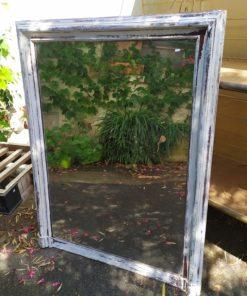 miroir de cheminée