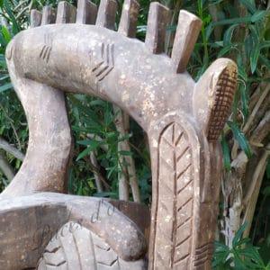 statue calao