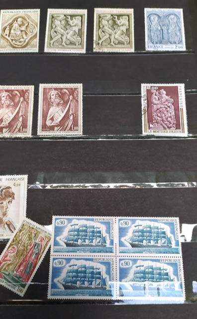 timbres collection