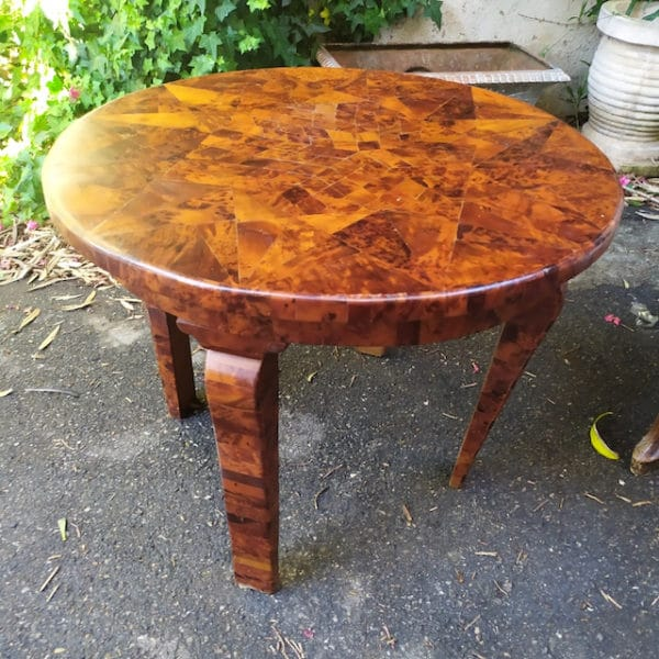 table basse tuya