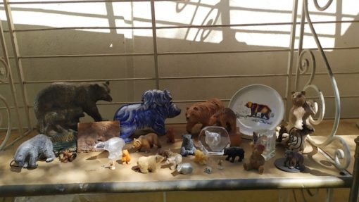 collection d'ours