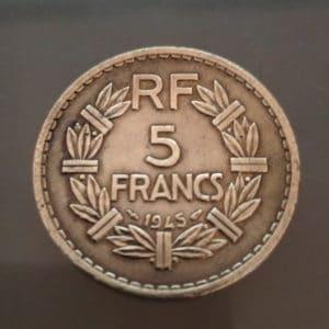 piece 5f 1945