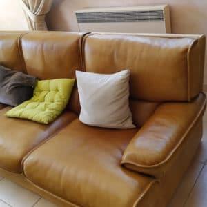 canapé cuir d'occasion
