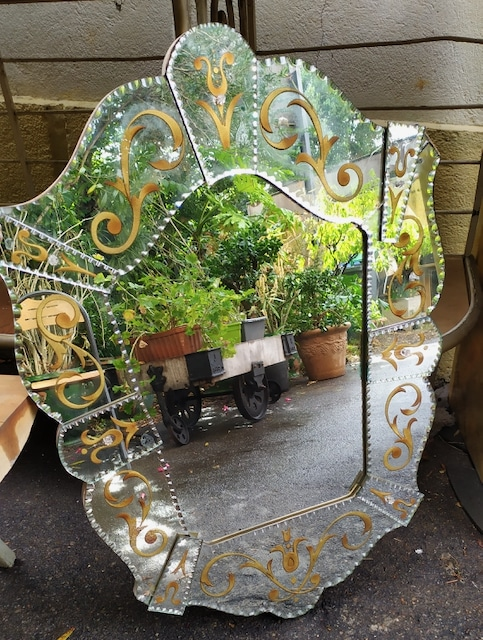miroir murano