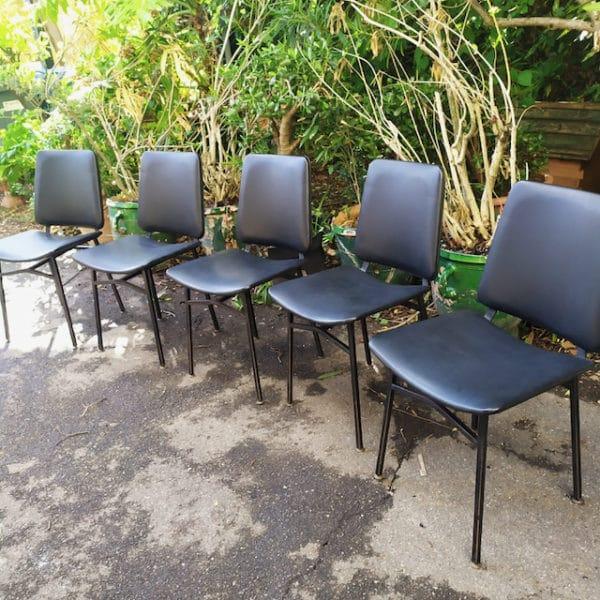 chaises vintage 70