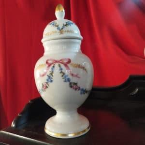 pot porcelaine limoges