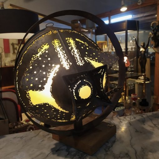 lampe création