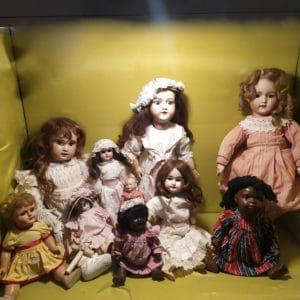 poupées anciennes