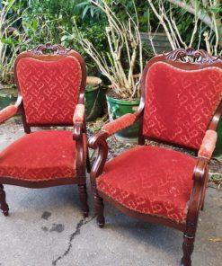 fauteuil napoleon III