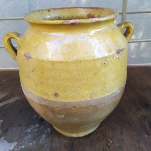 pot a graisse ancien