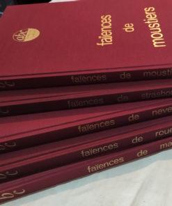 livres faiences nouveau tardy