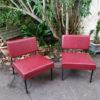 fauteuils style guariche
