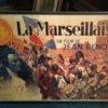affiche cinéma la marseillaise de jean renoir
