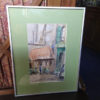 Tableau aquarelle andre villaret