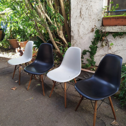 chaises style eames