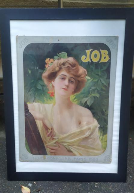 affiche Job