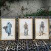 gravures galerie royale des costumes