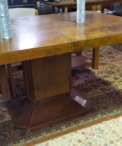 table art deco maurice rinck