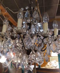 lustre ancien cristal