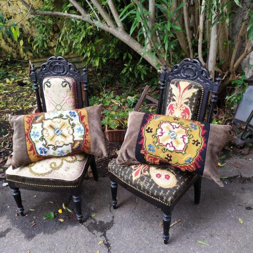 chaises napoleon III