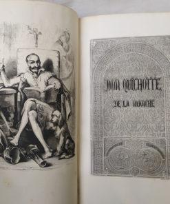 livre don quichotte