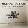 livre philippe petain imagerie du marechal