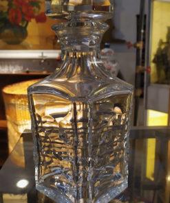 flacon a whisky baccarat