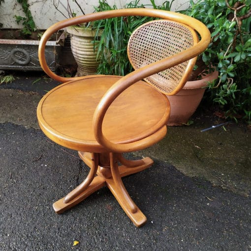fauteuil bureau 1900