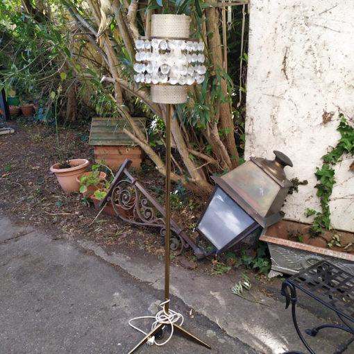 lampe vintage sur pied