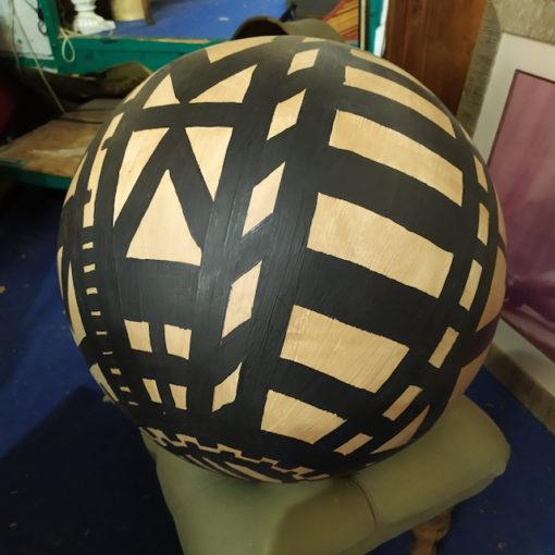boule en bois