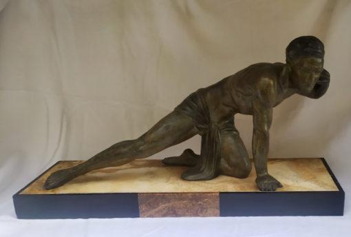 sculpture de roncourt