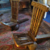 fauteuil indien