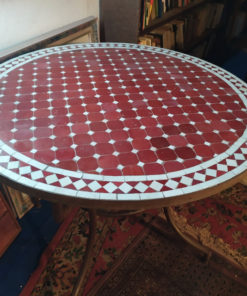 table zellige maroc