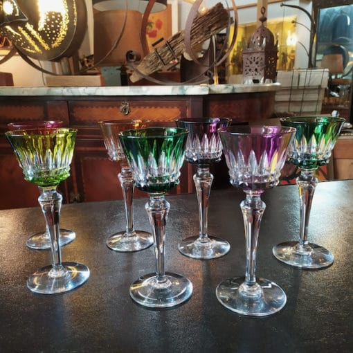 verre baccarat piccadilly