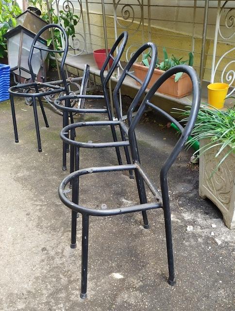chaises mallet stevens