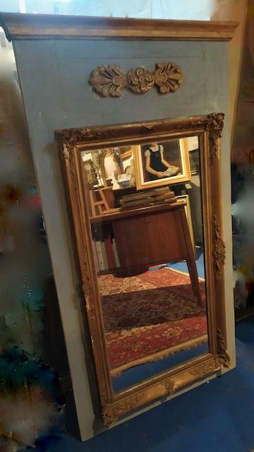 miroir trumeau