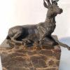bronze animalier